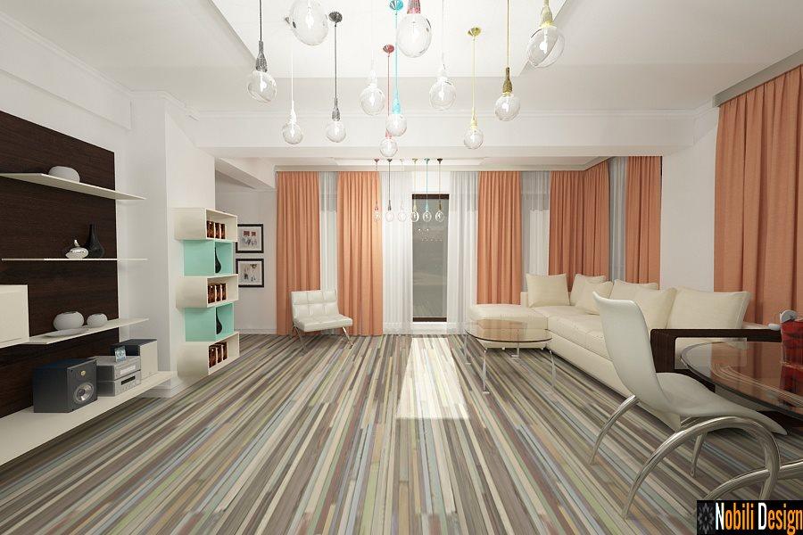 Amenajari interioare case- Design interior clasic modern-Bucuresti