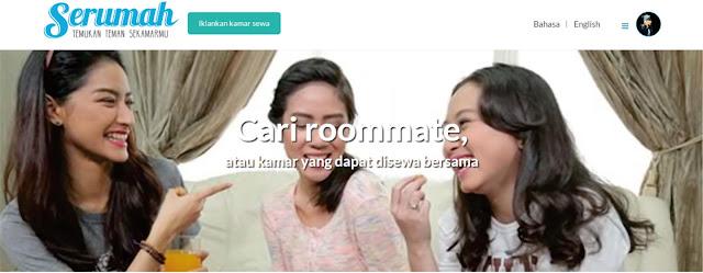 Temukan Kosan Idaman di Serumah.com