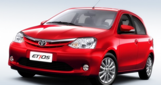 2018 Toyota Etios Review