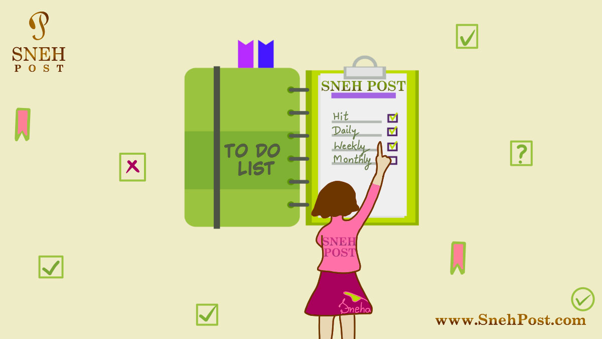 To Do List: Smart steps to create perfectly errorless checklist