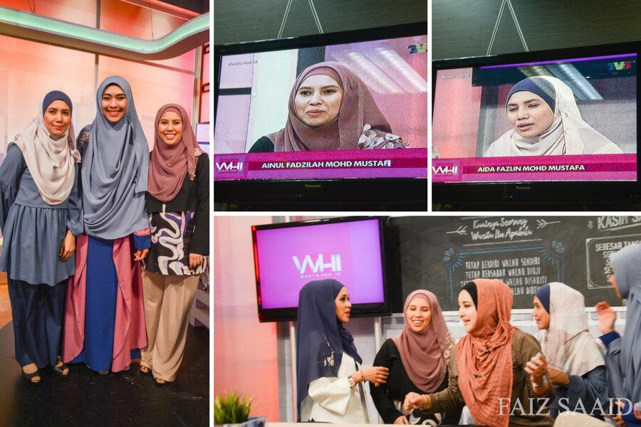 kisah adik beradik dalam wanita hari  ini tv3