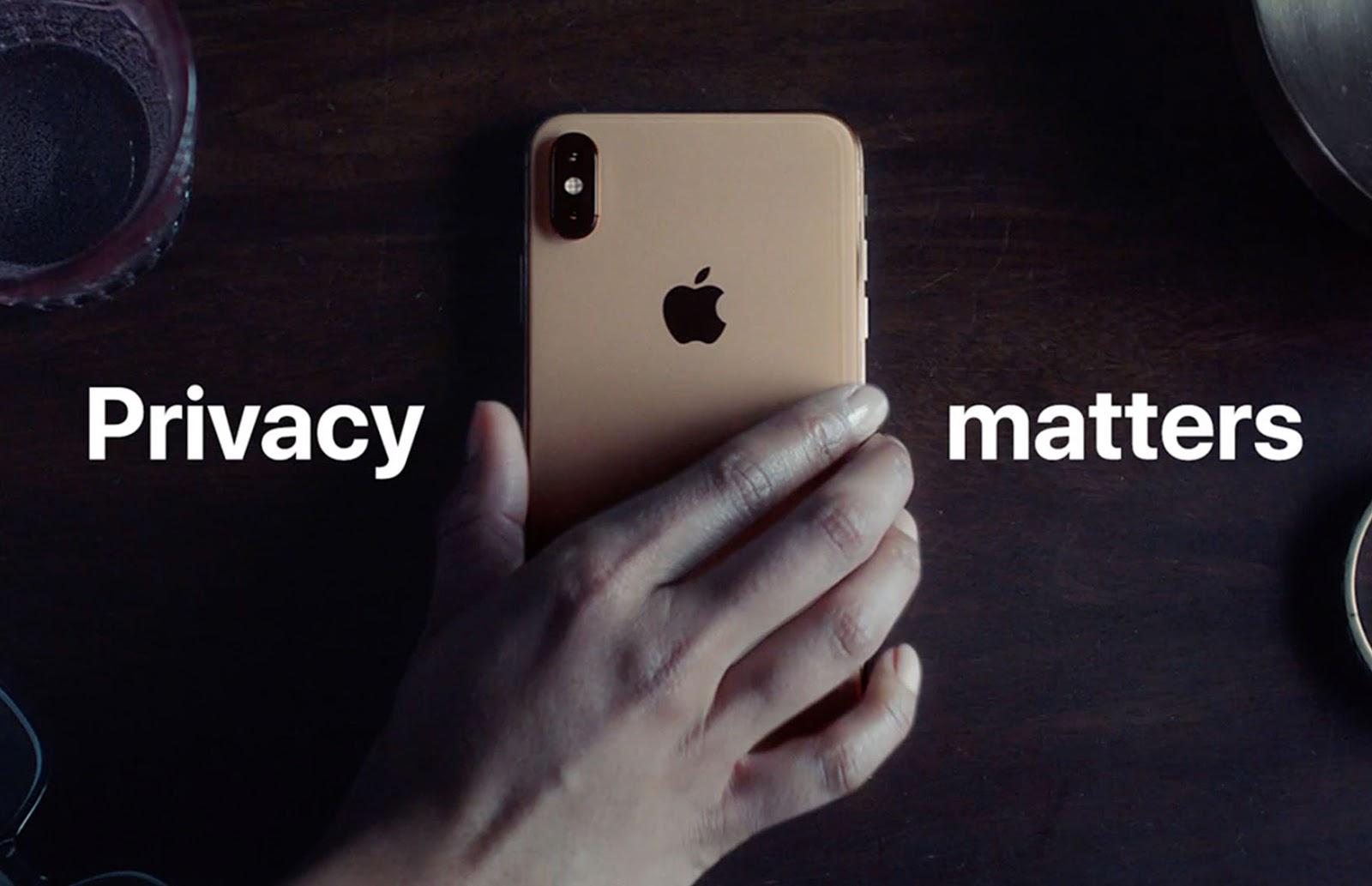 您的隱私很重要!iPhone 旨在保護您的訊息