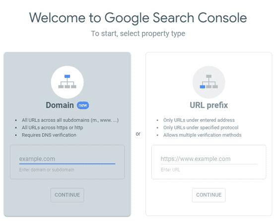 Google_Webmaster_Domain_Sellect
