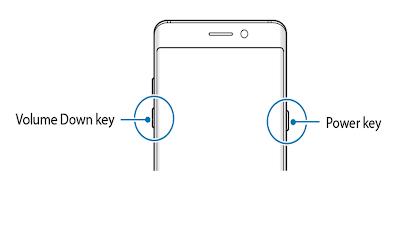 Galaxy S8 Master Reset