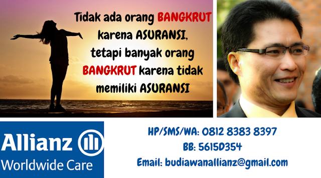 agen asuransi jiwa dan term life allianz di medan dan indonesia