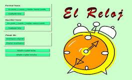http://www.cuadernosdigitalesvindel.com/juegoseduc/elreloj.swf
