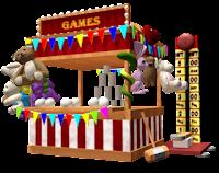 Circo games em png