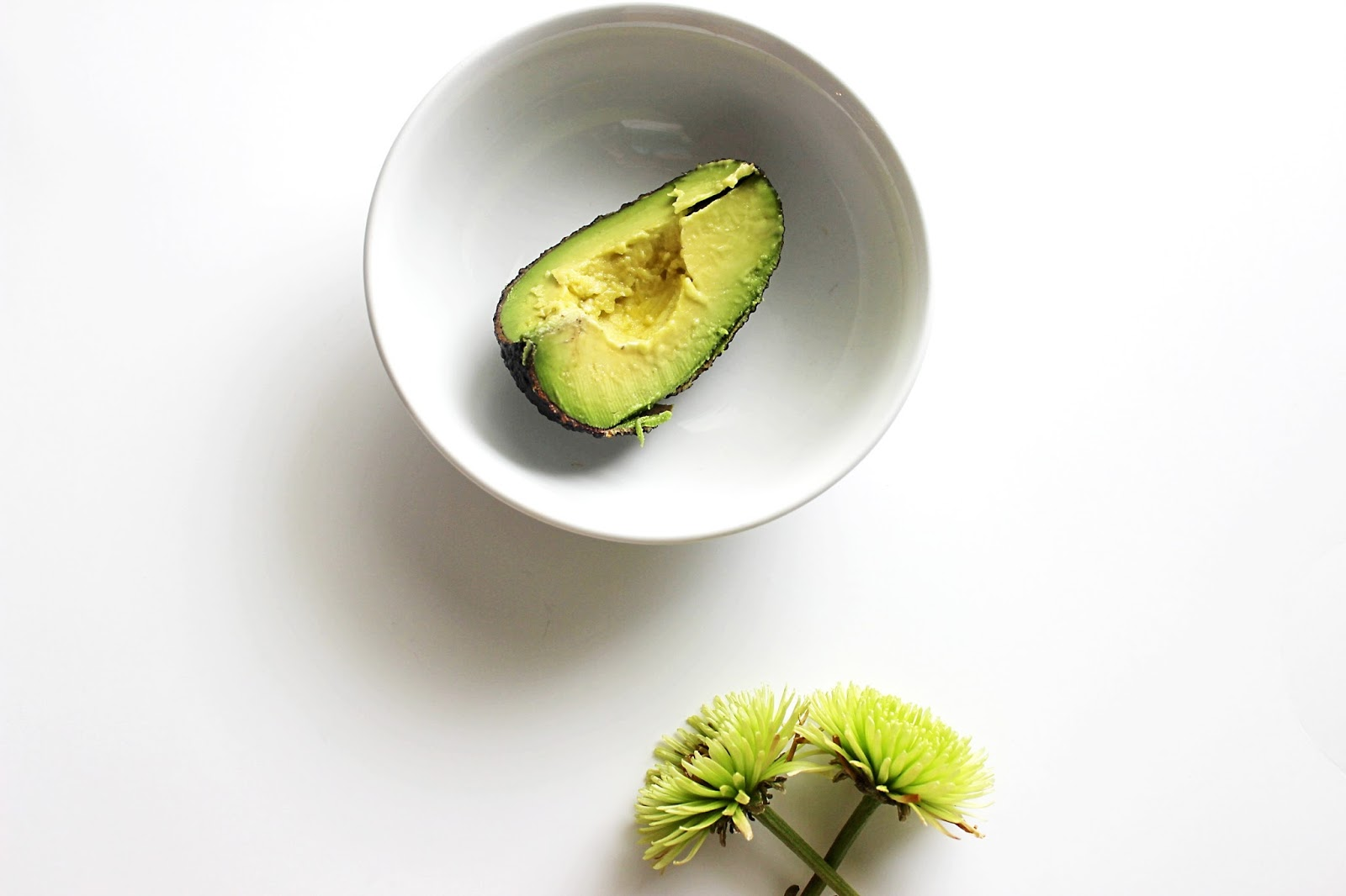 avocados, avocado on hair, coconut oil, hair mask, diy, home mask, natural hair, beauty blog