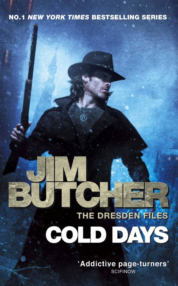 the dresden files book 1 review