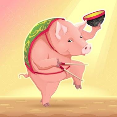 Бен Фулфорд 4/02/2019 - Год Свиньи предполагается быть годом большого изобилия для людей всего мира Yearofthepig