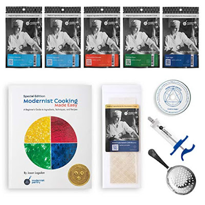 BASIC Molecular Gastronomy Made Easy Starter Kit- Non-GMO