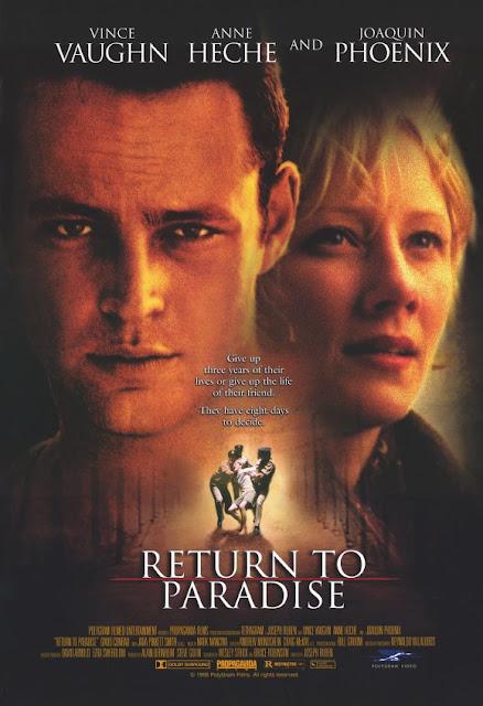 Return to Paradise movie