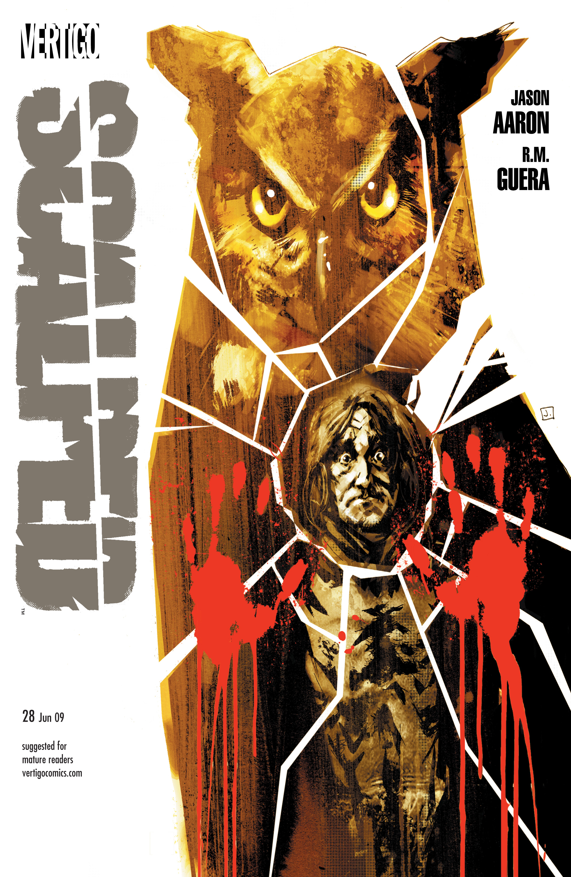 Scalped issue 28 - Page 1