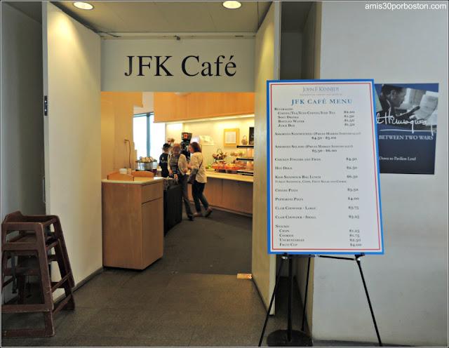 JFK Café