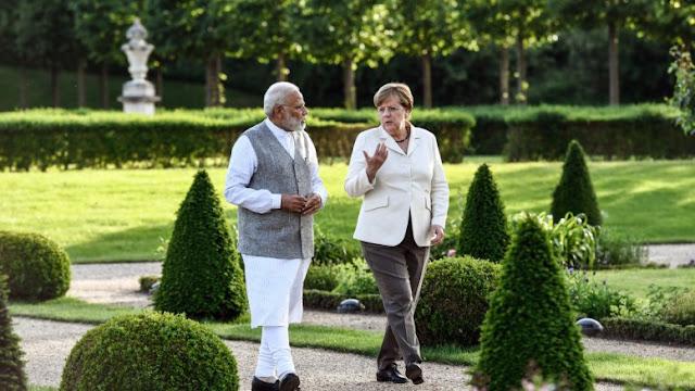 Μπορείτε Κυρία Μέρκελ; Ο Τραμπ και ο ανέξοδος τσαμπουκάς της Καγκελαρίου της Γερμανίας