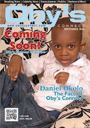 Coming Soon!, Oby's Connect Launches Magazine Sept. 2014