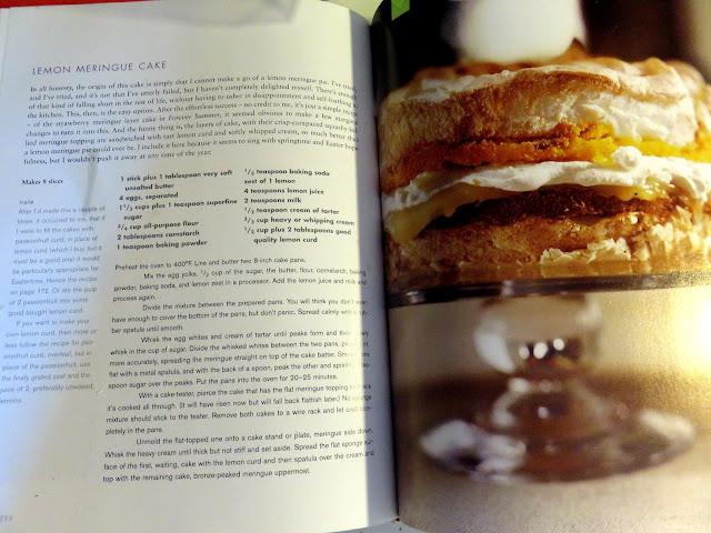 The Marmelade Gypsy Primary Blog Lemon Meringue Cake