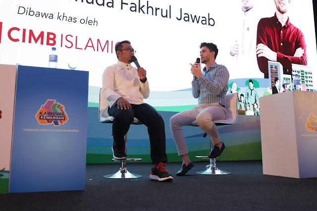 Bank Negara Malaysia Dan Industri Kewangan Mendekati Masyarakat Tempatan Di Karnival Kewangan Terengganu
