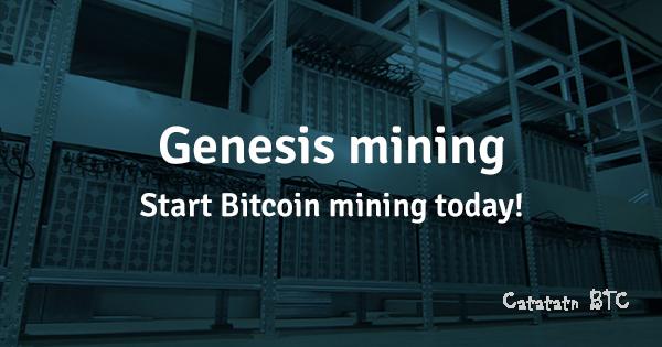 cara mendaftar genesis mining