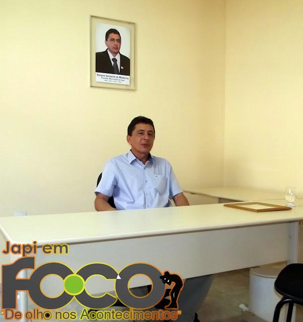 Resultado de imagem para robinho prefeito de japi