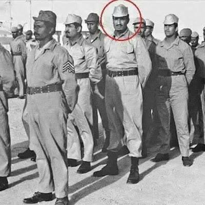 Raja Salman Hafidz Quran dan Veteran Mujahid Palestina