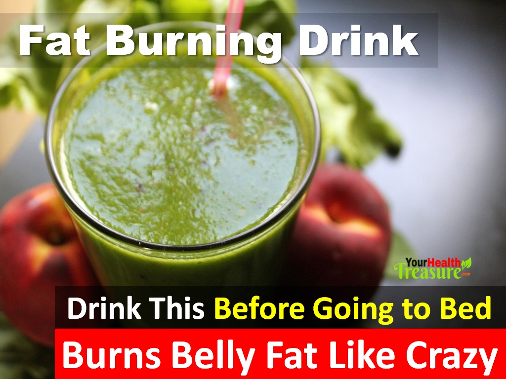 Drinking this before going to bed burns belly fat like crazy burn belly fat burn fat fast fat burning drink lose weight overnight forumfinder Images