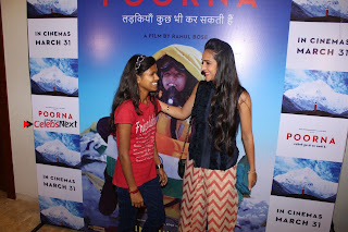 The Red Carpet Of The Special Screening Of Poorna  0076.JPG