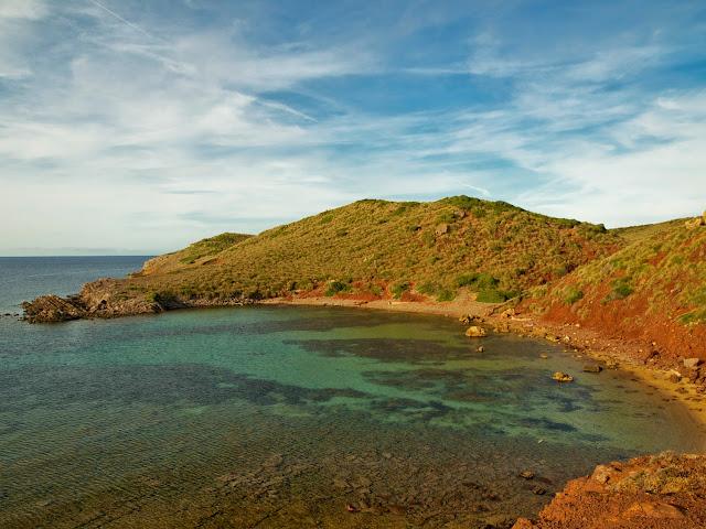 Menorca, Cala Rotja