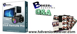 Breeze SystemsPhoto booth and camera control software