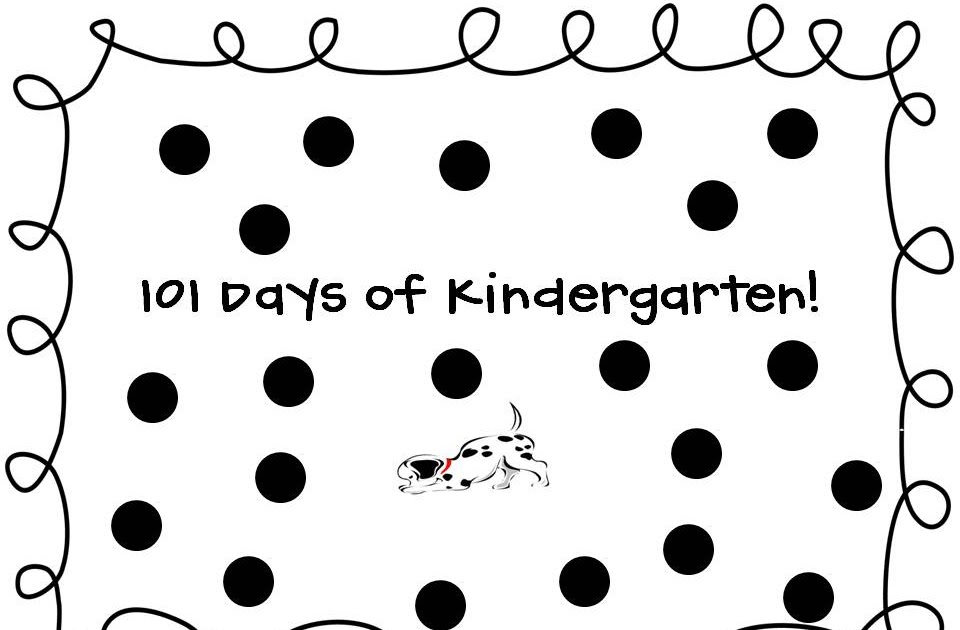 My Kindergarten Kids: 101 Days of Kindergarten!