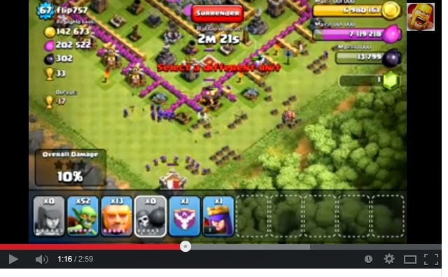 Erwan2f comment faire un bon village hdv 5 maxer YouTube