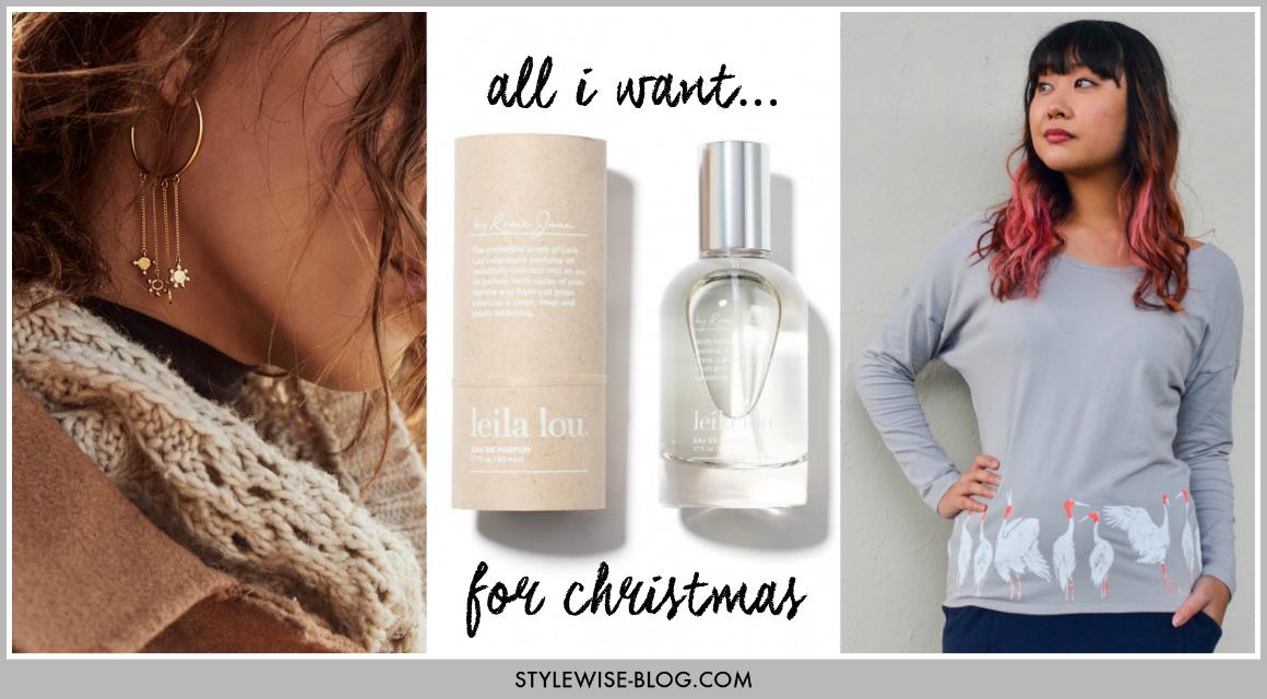 ethical christmas wishlist stylewise-blog.com