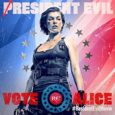 Resident Evil The Final Chapter - vote Alice