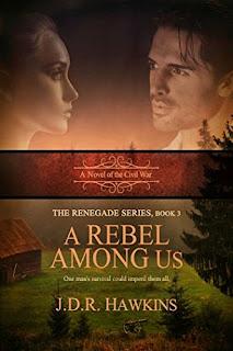 A Rebel Among Us by J.D.R. Hawins