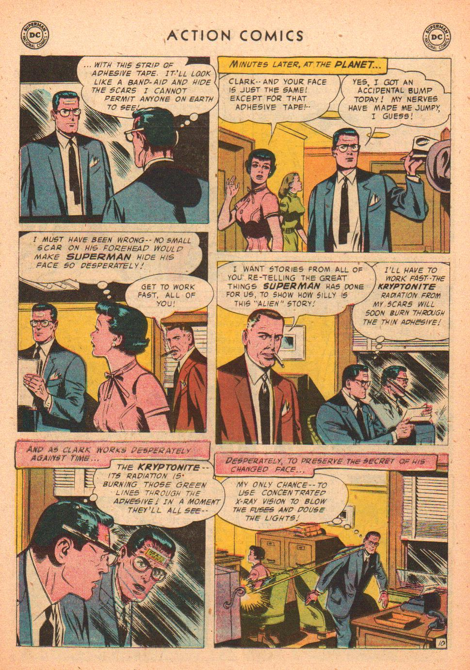 Read online Action Comics (1938) comic -  Issue #239 - 12