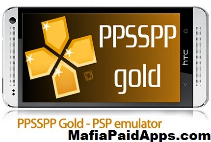 PPSSPP Gold - PSP emulator v0 9 9 1b | MafiaPaidApps com | Download