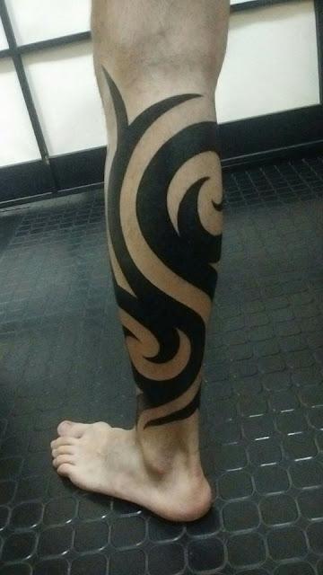 LEG-TRIBAL