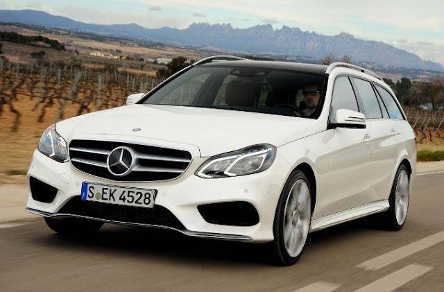 LATEST REVIEW Mercedes-Benz E220 Estate 2016