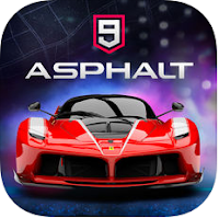 Asphalt 9: Legends Apk+Data for Android