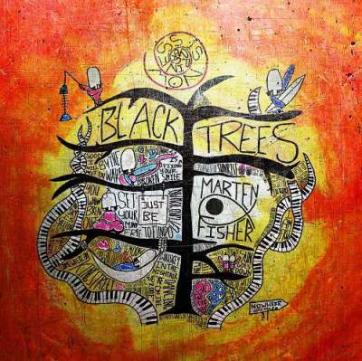 Marten Fisher - Black Trees - Album Download, Itunes Cover, Official Cover, Album CD Cover Art, Tracklist