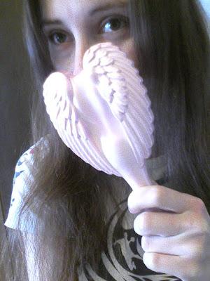 Moja opinia o szczotce do włosów Tangle Angel