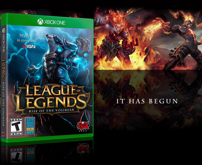League of Legends for Xbox 360 and One Download Free Full Download