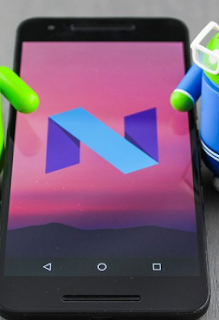 Android Version 7 Is Called Nougat