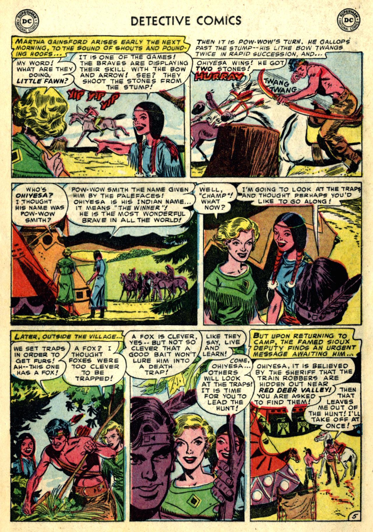Detective Comics (1937) 192 Page 37