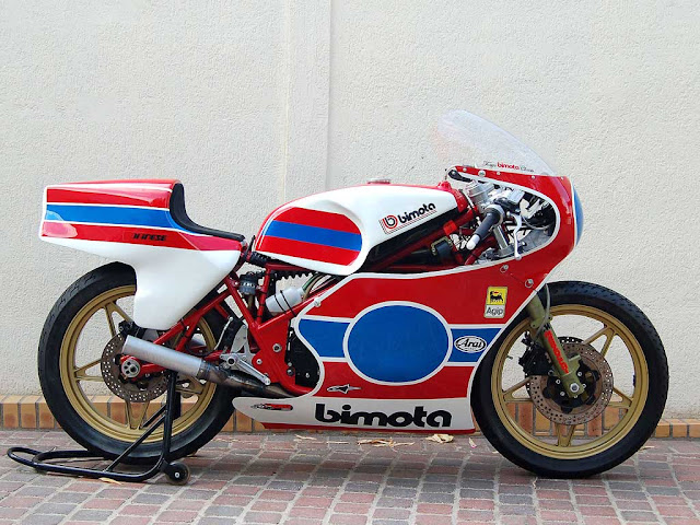 Bimota HB2 Tail Look