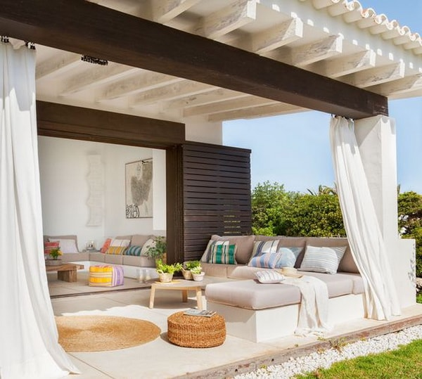 8 Simple And Elegant Ideas For Patios - Everybody Would Love It! 8