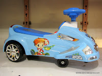 Pliko PK8018N 2in One Magic Car and Battery-powered Toy Car 1