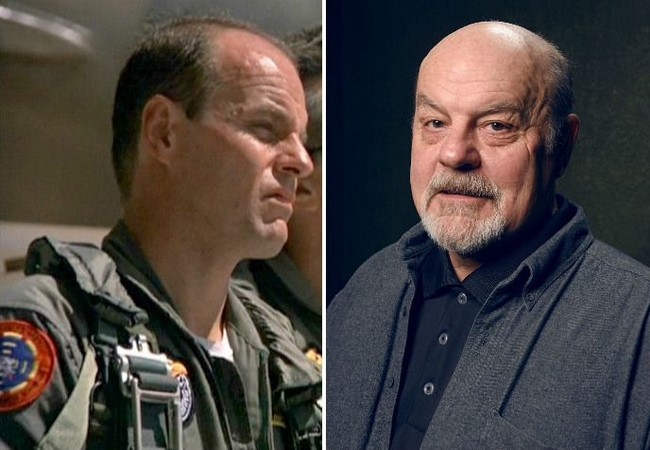 Atores do filme Top Gun - Ases Indomáveis antes e depois
