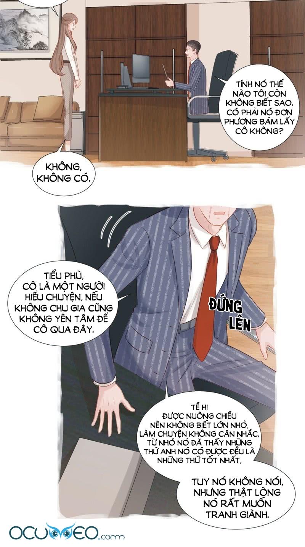 Khi Trá Luyến Nhân chap 22 - Trang 31