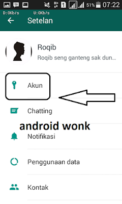 Ganti Nomor Whatsapp